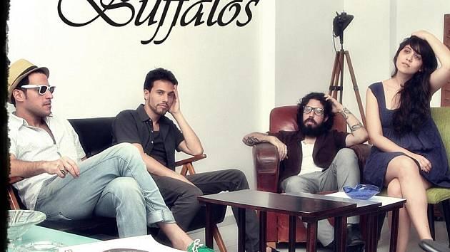 Kapela Buffalos z Tel Avivu vystoupí ve čtvrtek v ostravském klubu Templ.