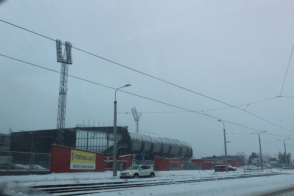 Městský stadion Ostrava-Vítkovice
