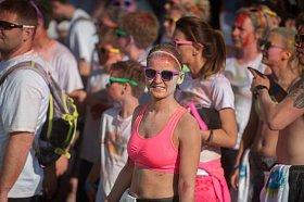 Běh Rainbow Run v Ostravě