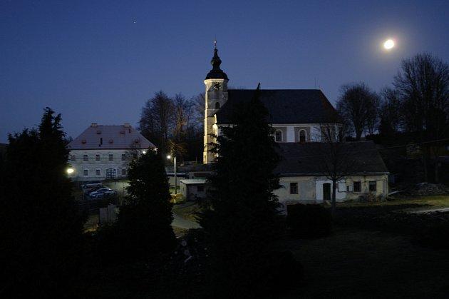 Jiří Slíva, Kunčice pod Ondřejníkem
