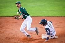CZECH SERIES 2019 - finále baseballové extraligy: Arrows Ostrava - Eagles Praha, 16. srpna 2019 v Ostravě-Porubě.