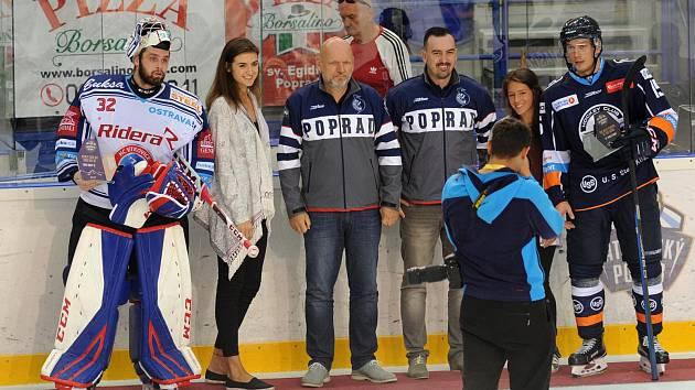 HC Vítkovice Ridera – HC Košice 1:2 po S.N.