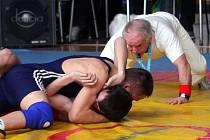 Ilustrační foto ze zápasu ve volném stylu
