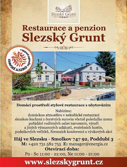Slezský Grunt – Háj ve Slezsku-Smolkov