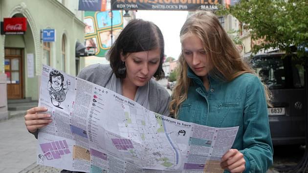 K ostravským památkám a barům zavede mladé turisty nová use-it mapa.