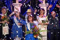 Miss babča a miss štramák 2019 v DK Akord, 18. září 2019 v Ostravě.