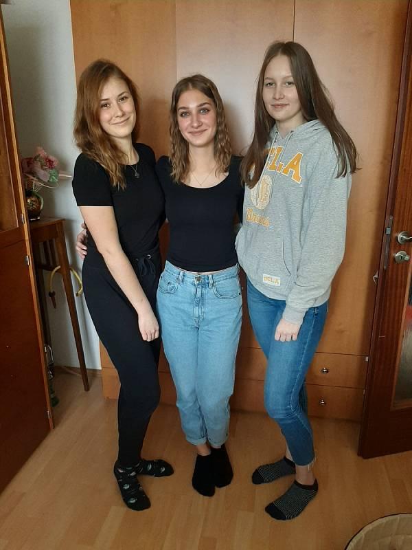 Studentky ostravského gymnázia ve finále celostátní soutěže