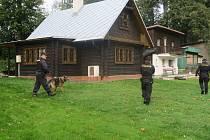 Policisté vyrazili do chatových a chalupářských oblastí.