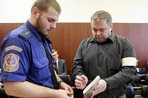 Pavel Pekárek před soudem prohlásil, že ho muž urážel a provokoval kvůli jeho tloušťce.