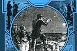 Obal knihy Julese Verna