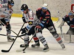 30. kolo hokejové extraligy: HC Vítkovice Steel – Piráti Chomutov