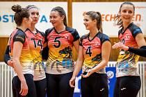 Ostravské volejbalistky mají radost, po dlouhé pauze budou zase hrát o body v české extralize.