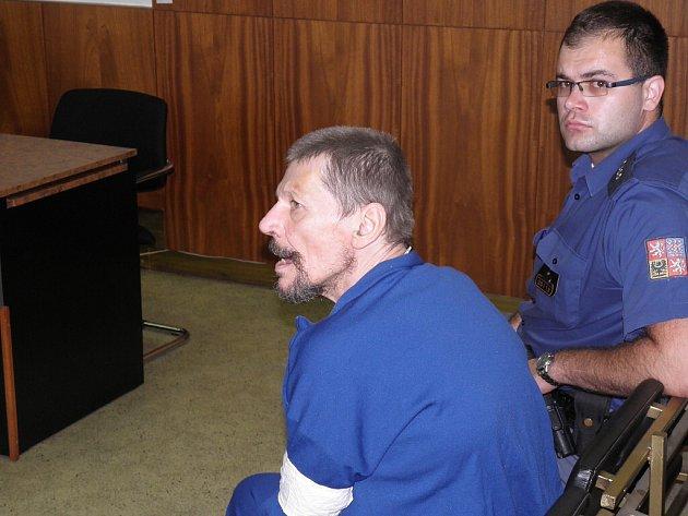 Za dvojnásobnou vraždu byl Jindřich Malysz odsouzen kjedenadvaceti rokům žaláře.