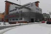 V Integrovaném bezpečnostním centru jsou operační střediska policie, hasičů, záchranářů i strážníků.