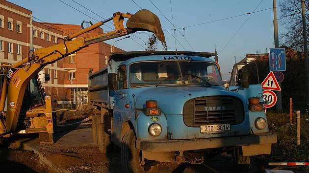 Českobratrská ulice v posledních měsících