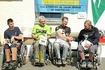 """Další úspěšný ročník mají za sebou organizátoři cyklistického závodu pro širokou veřejnost a napříč barierám """"Lichnov 24 hodin"""", který v letošním roce nabídl tři rekordy."""