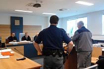 Sedm obžalovaných z takzvané ostravské větve metanolové kauzy stanulo u krajského soudu ve Zlíně.