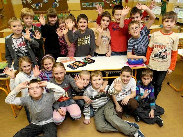 Žáci ze třetí třídy Základní školy Bohumínské ve Slezské Ostravě odpovídali Deníku na tři zajímavé otázky.
