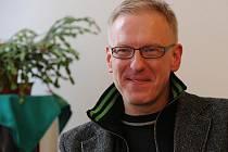 Polský novinář a spisovatel Mariusz Szczygiel.