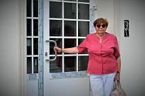 Někdejší dlouholetá ředitelka ZŠ Zbyslavice Zdeňka Richterová.