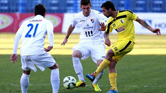 FC Baník Ostrava - TJ Spartak Myjava 2:0 (1:0)