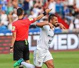 Baník Ostrava porazil Příbram 3:0.