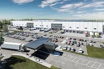 GLP Park Ostrava Hrušov nabídne 92 000 m² prostor vhodných pro logistiku a lehkou průmyslovou výrobu.