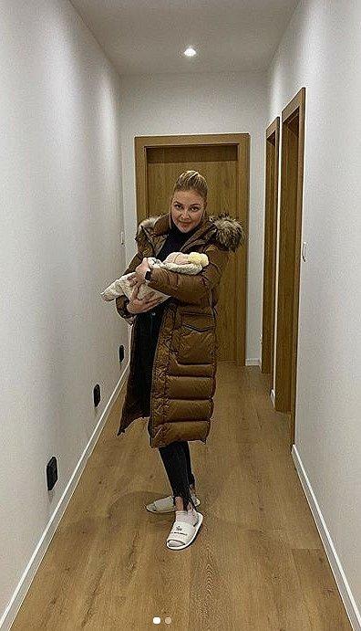Markéta Konvičková se těší na nové bydlení.