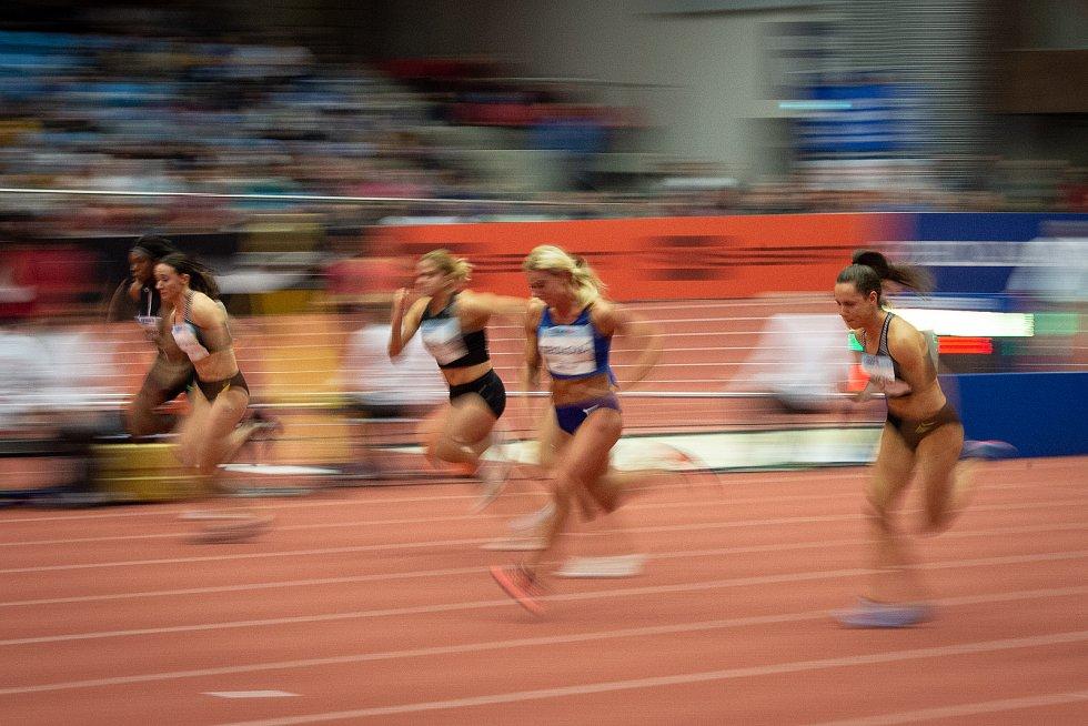 Mezinárodní halový atletický mítink Czech Indoor Gala 2020, 5. února 2020 v Ostravě.