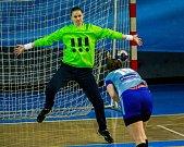 Házená žen - pohár - DHC Sokol Poruba - Olomouc