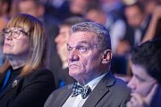28. kongres ODS v hotelu Clarion Ostrava, 13. ledna 2018. Na snímku Bohuslav Svoboda.