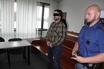 Za přepadení banky půjde Peter D. na sedm let za mříže.