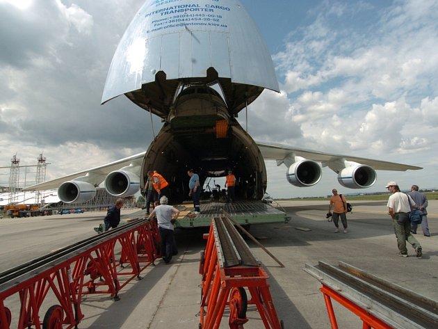Letadlo Ruslan