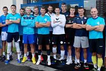 Volejbalisté VK Ostrava vyhráli mezinárodní turnaj Ostrava Cup 2021.