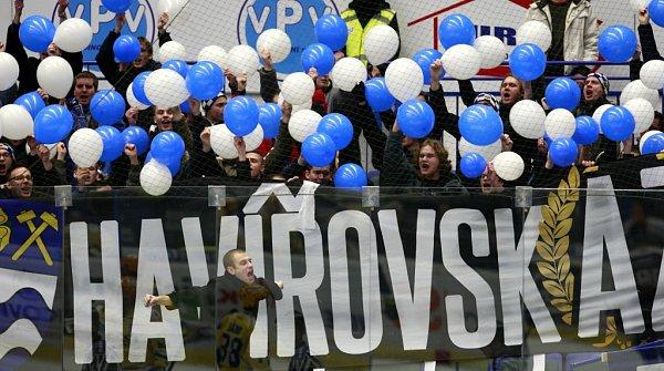 HC Vítkovice - Steel PSG Zlín.
