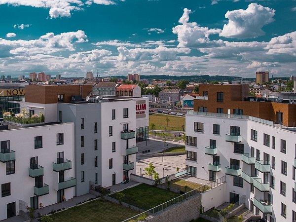 Rezidence Nová Karolina. Ilustrační foto.