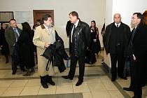 Ke krajskému soudu v Ostravě se vrátila kauza zkrachovalé Moravia banky.