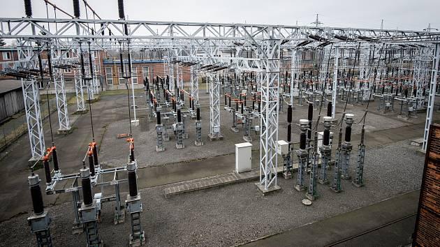 Elektrárna Třebovice provozována Veolia Energie ČR. Ilustrační foto.