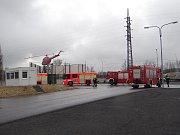 Řidiče hasičských cisteren čekal náročný program. Foto: HZS MSK