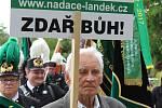 Výročí 90 let svého trvání oslavil kroužek krojovaných horníků Barbora spolu s dalšími krojovanými kolegy z Česka i z Polska. Ilustrační foto.