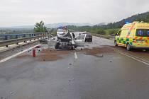 Následky nehody byly tragické.