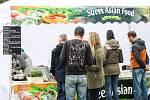 Garden Food Festival na Slezskoostravském hradě, 27. dubna 2019 v Ostravě.