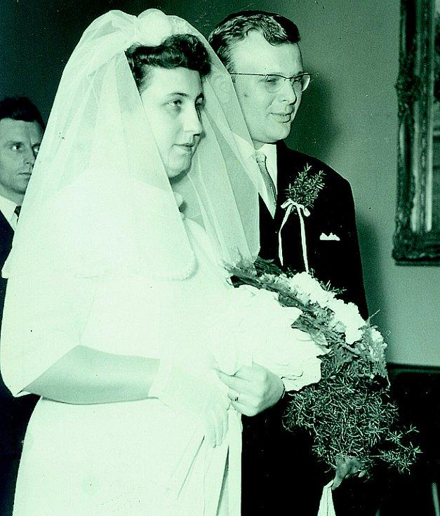 Svatba manželů Niezgodových