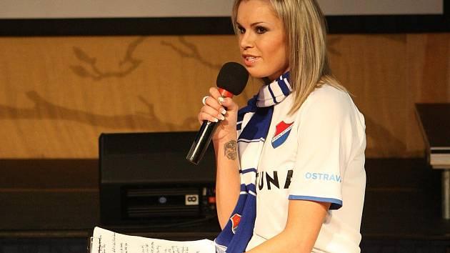 Miss Baník Radka Buchtová