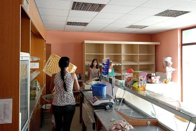 Definitivní konec vKebískově obchodě vMariánských Horách.