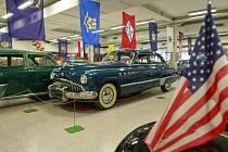 American classic cars - tak se jmenuje aktuální výstava na ostravském výstavišti Černá louka.