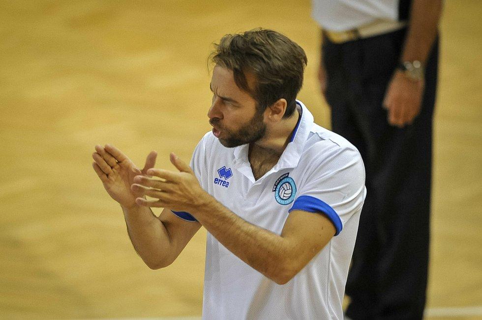 Ve Volejbalovém klubu Ostrava strávil Jan Václavík jako libero a trenér celkem čtrnáct sezon.