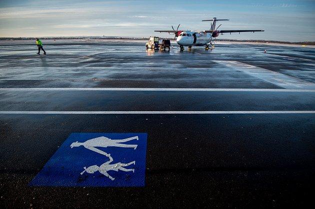 Letiště vMošnově.