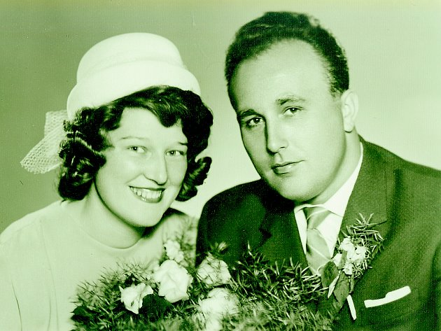 Svatba manželů Cabisových