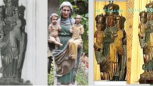 Kriminalisté našli ukradenou sochu z poloviny 17. století
